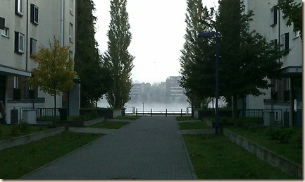 Nebel in Stralau