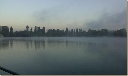 Nebel über der Bucht 2nd