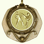 First Matvei's medal