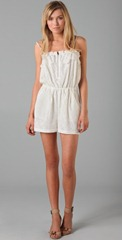 Madewell Lace Romper