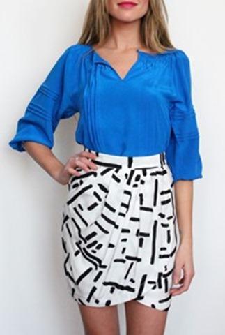 YK_Tulip Skirt