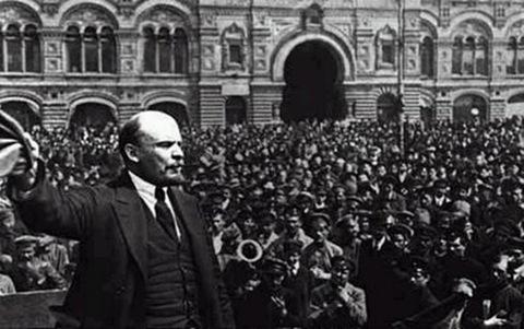Lenin e o povo