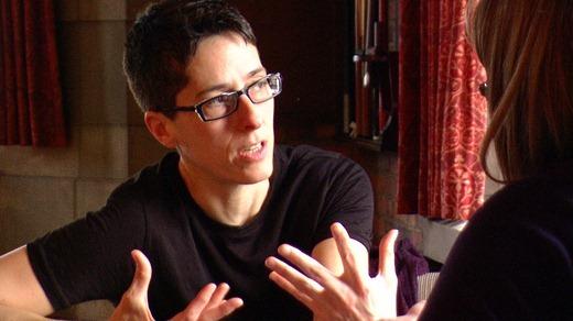 Alison Bechdel, autora de Fun Home