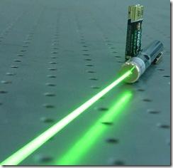 Laser-Hijau