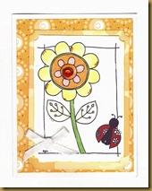 Whimsy Lady Bug d2d