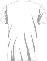 templates contoh desain kaos coreldraw