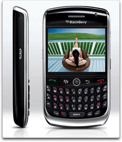 BlackBerry Curve : Specs | Price | Reviews | Test