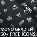 mono icon pack webdesigns