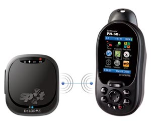 Delorme To Preview Highly-Anticipated PN-60W GPS With SPOT Satellite Communicator