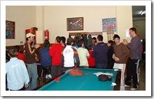 Imagen de los Recreativos donde se han desarrollado alguna de las actividades.