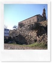 Minas del Horcajo.