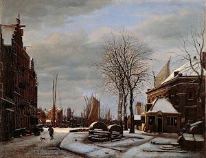 RIJKS: George Pieter Westenberg: painting 1817