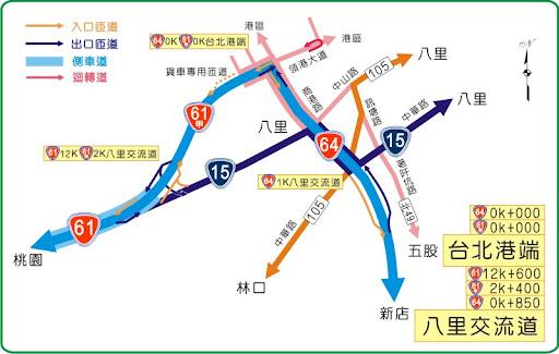 台北港-map