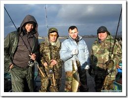 Рибалка в Хрінниках