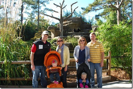 zoo with marsh family 1