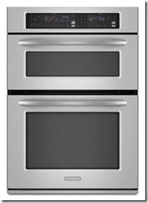 oven & microwave combo
