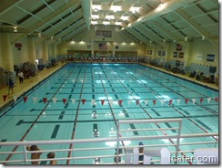 The Wesleyan University Swimming Pool