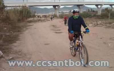 ciclismo bicicleta sant boi