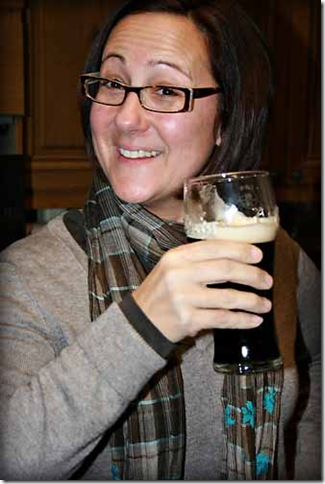 Halloween  Megascrap Donna and her guinness copy