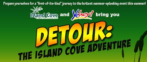 island cove detour adventure