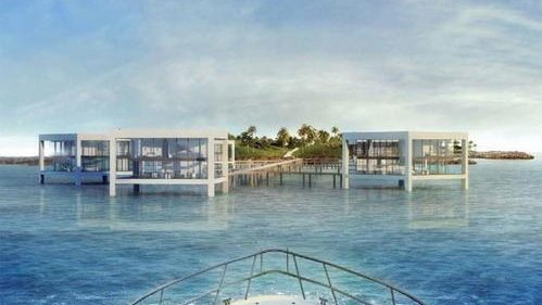 Luxury resort Nurai