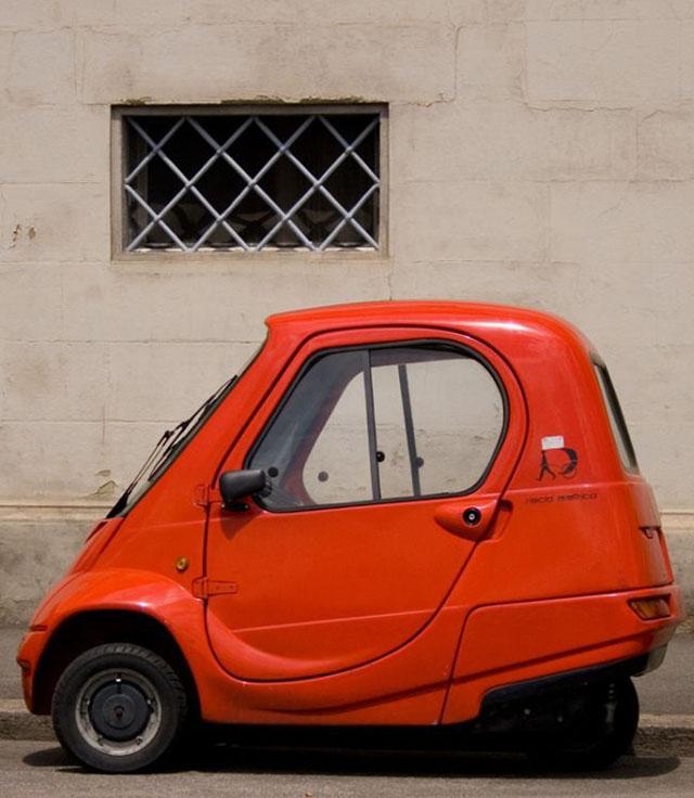 Small auto