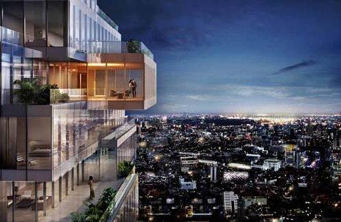 Modern architecture in Thailand