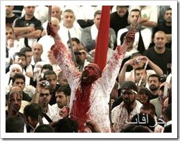 خونریزی برای حسین