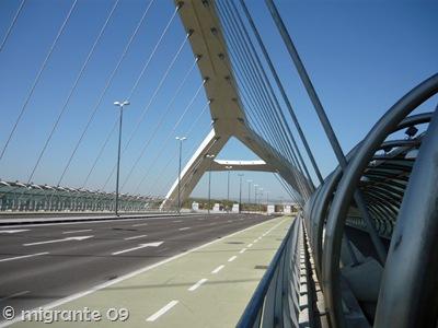 puente del tercer milenio - vista 2
