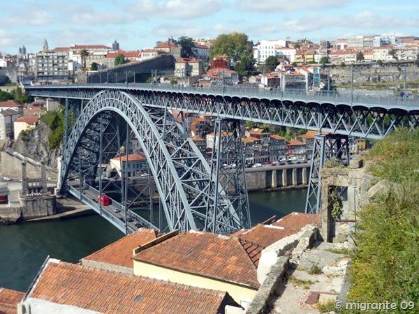 puente y ciudad