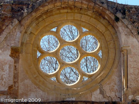 6 entre vacio y naturaleza - Monasterio de Piedra