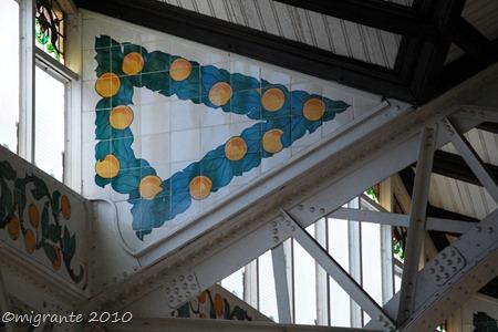 mosaicos triangulados