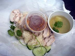 Khao Man Gai, food cart, Nong's Khao Man Gai, Portland Oregon