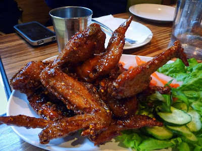 ... wings smoky chicken wings pok pok wings vietnamese fish sauce wings
