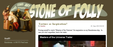 Stone of Folly Screen Shot!