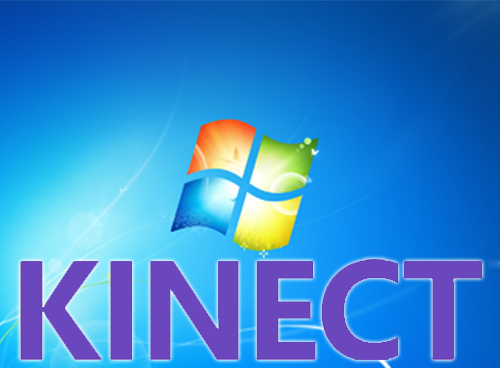 Driver Kinect para Windows 7 futuro