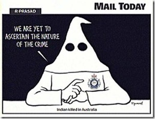 Dehli mail cartoon today