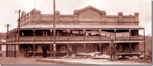 Hotel Dorrigo 1927