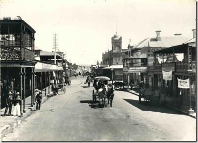 Beardy Street 1905
