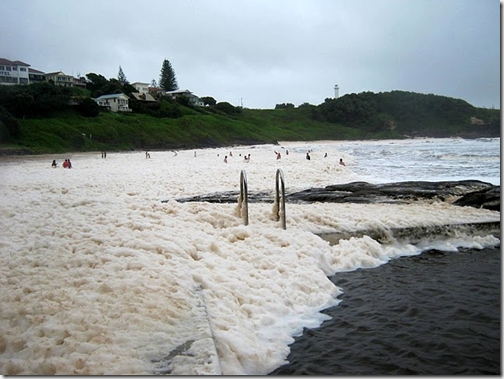 Flood foam Yamba