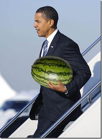 obama-watermelon