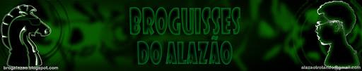 Broguisses do Alazão