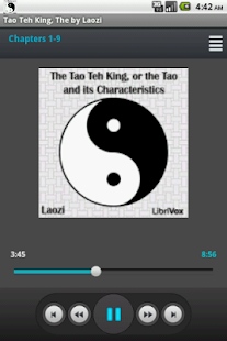 The Tao Teh King by Laozi - screenshot