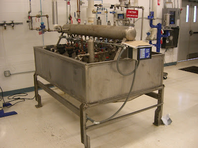 Steam Trap Station