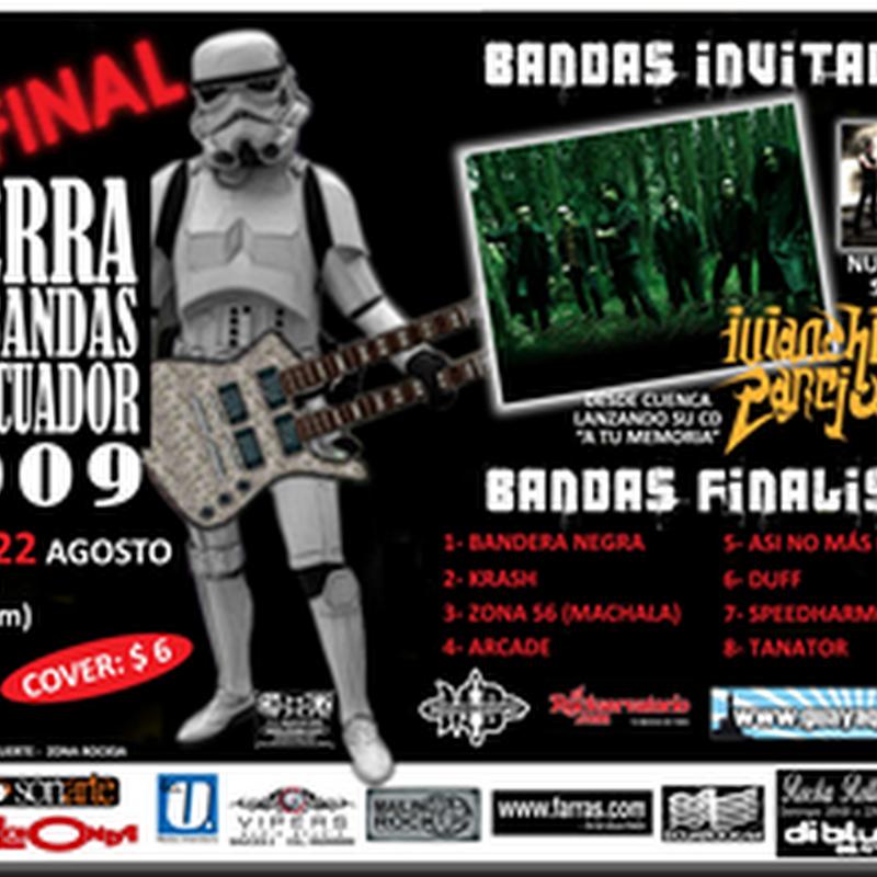Guerra de Bandas 2009