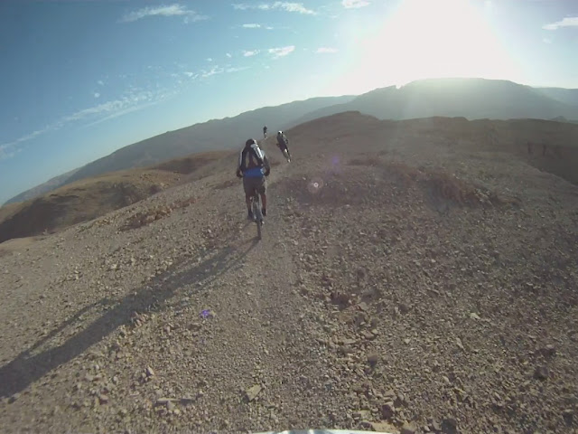 From fast and flowy singletrack...
