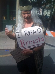 i read breast