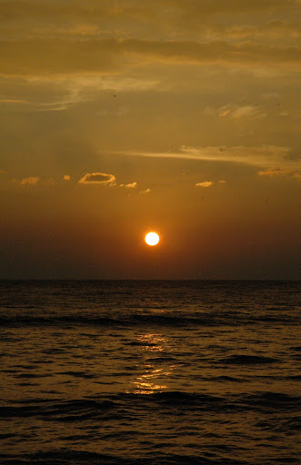 Залазак сунца