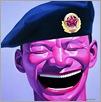 yue minjun - pinturas
