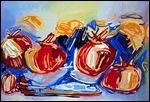 Alfonso Parra. Pintura